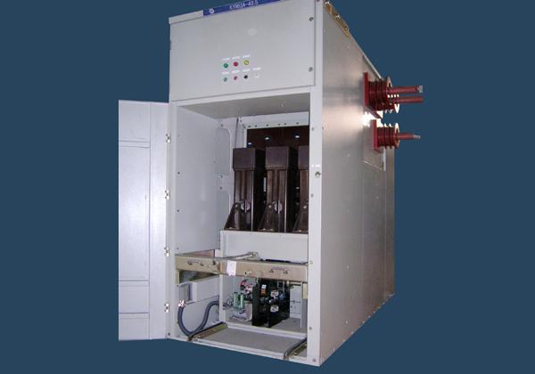 KYN61-40.5小型化铠装式金属封闭开关设备