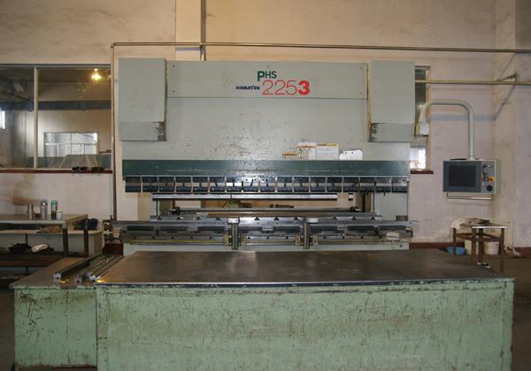 PHS2253数控弯板机