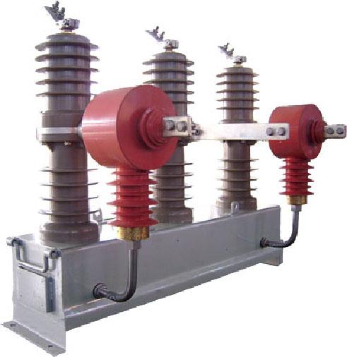 ZW32-12/Y系列永磁机构户外柱上真空断路器
